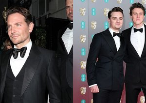 All the best dressed men at the 2020 Baftas
