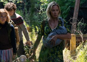 A Quiet Place 2's new trailer brings back John Krasinski