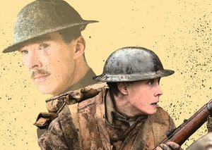 1917 is not a war movie. It deserves to be our best picture