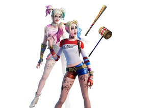 Fortnite adds Harley Quinn character to the game