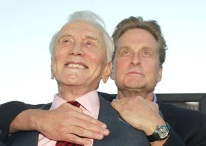 Michael Douglas releases statement following the death of his father, Kirk Douglas