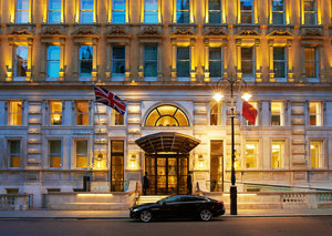 Corinthia Hotel London review: 'If it's good enough for Clooney...'