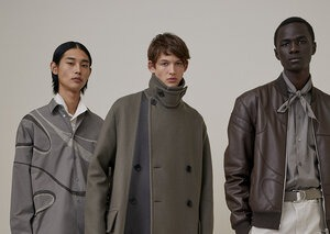 Hermès latest collection looks back to move forward