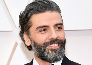A gray beard was the grooming power move at the 2020 Oscars