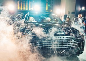 The AED 848,000 Aston Martin DBX has been launched in Dubai