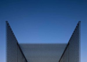 First look at Expo 2020 Dubai's 'mashrabiya' doors designed by Asif Khan