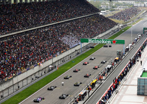 Chinese Grand Prix 2020 has been postponed following coronavirus outbreak