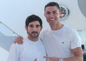 Cristiano Ronaldo just got the UAE's first  'gold card' residency visa