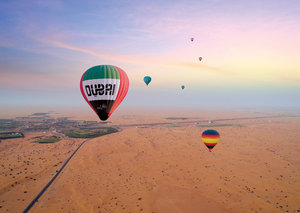 An Expo Dubai Balloon Festival is coming to the emirate in 2020