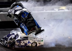 Ryan Newman involved in horrifying multi-car Daytona 500 crash