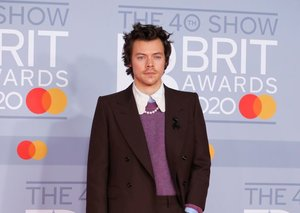 Harry Styles is a style icon and can pull off anything