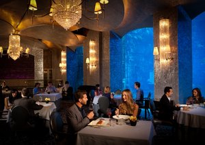 Dubai's only underwater restaurant Ossiano teams up with Brit Michelin Star chef Alex Dilling