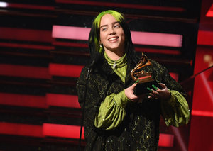 Billie Eilish breaks records with Bond theme