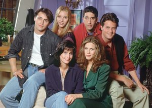 Here's everything we know about the Friends reunion on HBO Max