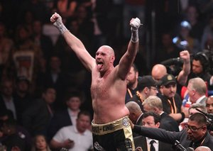 Tyson Fury came, saw and conquered Deontay Wilder to become WBC heavyweight champ