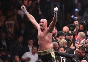 Tyson Fury failed drug test scandal: WBC heavyweight champion facing possible investigation