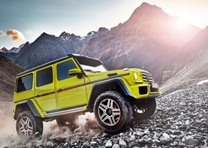 The best off-road SUVs in 2020