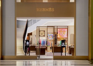 Hermès reopens in Kuwait with a store as luxurious as the brand