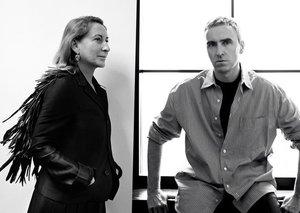 Raf Simons is joining Prada as co-creative director with Miuccia Prada