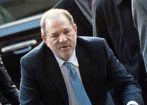 Harvey Weinstein has been found guilty on rape charges