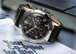 Breitling announces new Co-Pilot chronograph
