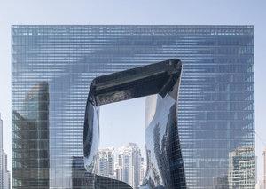 Zaha Hadid's ME hotel Dubai is now open