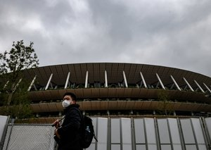 The Tokyo Olympics are 'definitely on' say organizers