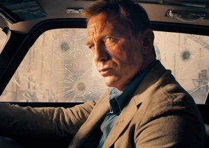 Daniel Craig on filming James Bond's 'No Time To Die' car chases