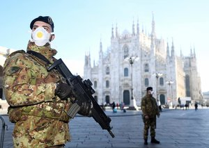 Airlines start cancelling all flights to Italy after Covid-19 outbreak