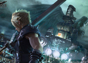 Final Fantasy VII remake launched on PlayStation