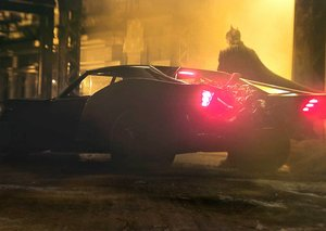 Batman director Matt Reeves just shared a picture of the new Batmobile