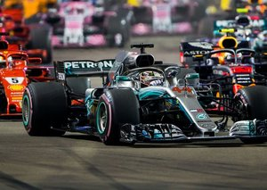 """Formula 1 wants to start the 2020 season in July and is """"on track"""" to end season in Abu Dhabi"""