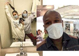 Celebrities wear masks to stop the coronavirus [Updated]