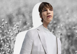 Hugo Boss' first vegan men's suit is now available in the UAE