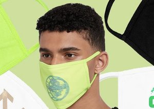 Off-White's very timely face masks won't save you from the Coronavirus