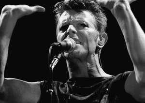 The Style Oddity: David Bowie's '80s style files