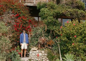 Mr Porter's own-brand label 'Mr P' launches its debut swimwear collection