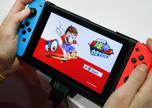 People are panic-buying Nintendo Switch consoles