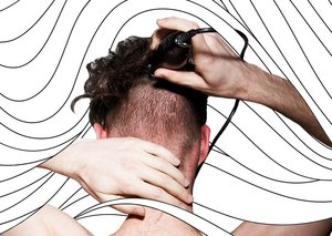 How to cut your own hair (or at least keep it presentable) at home