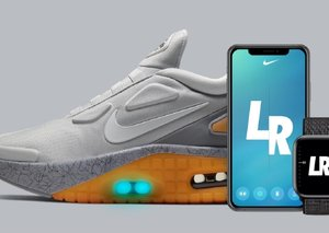 Nike's Adapt Auto Max features 'power laces' and smartphone app