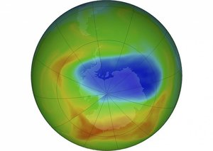 The Ozone layer is healing but it's not because of Covid-19 lockdown