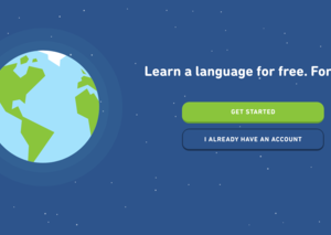 Bored? It's never been easier to learn a new language?