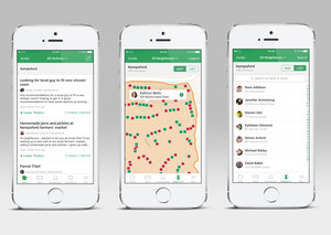 What is 'Nextdoor'? The social media for neighbours