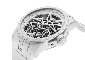 Roger Dubuis unveils Excalibur Twofold watch
