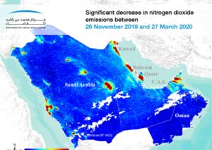 Covid-19 upside? Air pollution is down across the globe including Dubai, Abu Dhabi