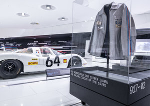 You can now visit the Porsche Museum without leaving home
