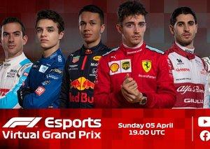 Ferrari driver Charles Leclerc wins virtual Vietnam Grand Prix