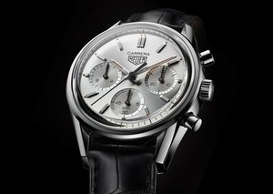 Tag Heuer unveils limited-edition Carrera watch to mark 160-year anniversary