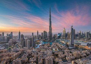 New video shows Dubai devoid of life