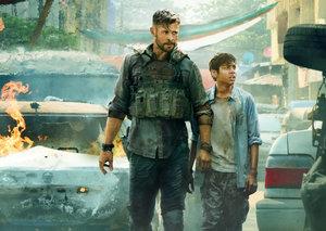 Trailer: Extraction starring Chris Hemsworth